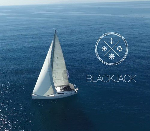 "Sailing with the yacht ""BlackJack"""