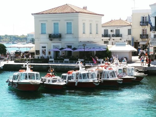 port of Spetses